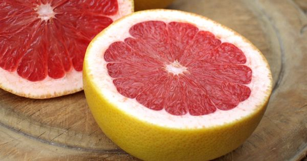 Pink grapefruit makes me intensely happy :)