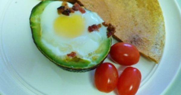 Egg boats, Avocado egg and Avocado on Pinterest