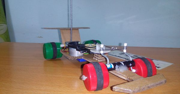 Diy Formula  Racing Car Remote Control
