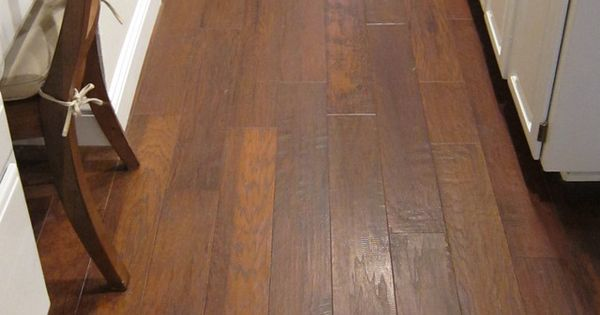 Anderson Hickory Forge Hammer Glow Flooring