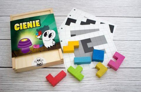 Cienie Zabawka Edukacyjna