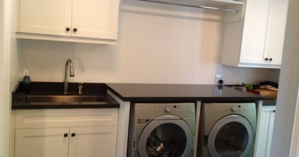 laundry room layout like the sink and want a countertop