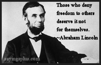 Abraham Lincoln Quotes And Sayings Lincoln Quotes Patriotic Quotes Abraham Lincoln Quotes