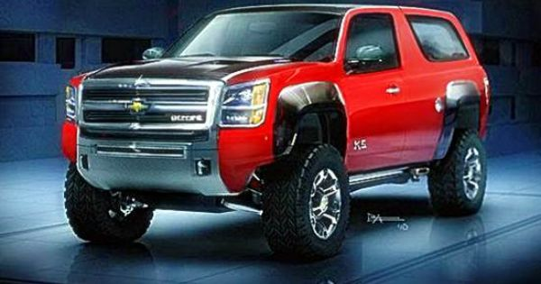 2016 Chevy K5 Blazer Review | Car Reviews | Pinterest | k5 ...