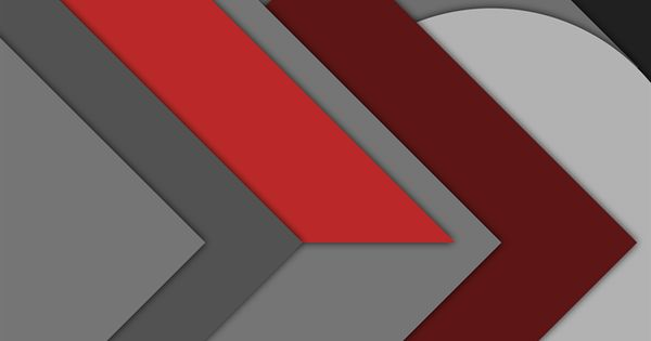Download Wallpapers 4k Arrows Android Gray Maroon Red Lollipop Geometric Shapes Material Design Creative Geometry Colorful Background Besthqwallpapers Material Design Colorful Backgrounds Graphic Design Collection
