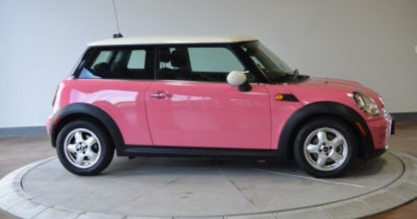 2007 pink mini cooper mini coopers clubman convertibles and more pinterest pink mini. Black Bedroom Furniture Sets. Home Design Ideas