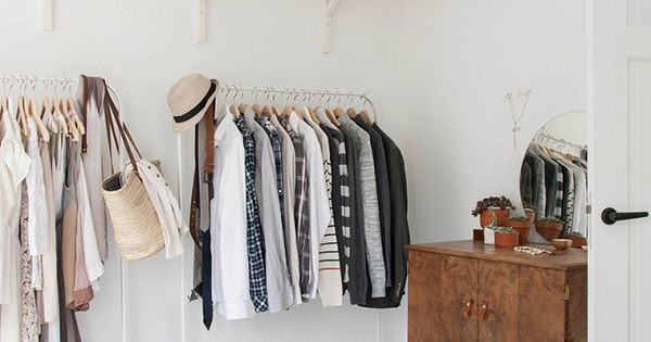 before and after 6 inspiring closet makeovers organisation de dressing v tements et placard. Black Bedroom Furniture Sets. Home Design Ideas