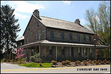 8 The Marshalton Inn West Chester Stone Houses West Chester Pa Historic Inns