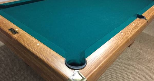 Brunswick Billiards Richmond Pool Table Used Pool