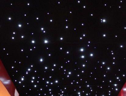 Fiber Optic Panel Star Ceiling Star Ceiling Star Lights On Ceiling Media Room Decor