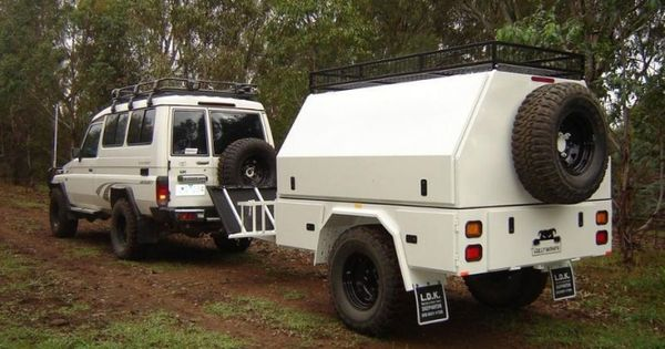 Beautiful Ideas About Off Road Camper On Pinterest  Off Road Trailer Off Road