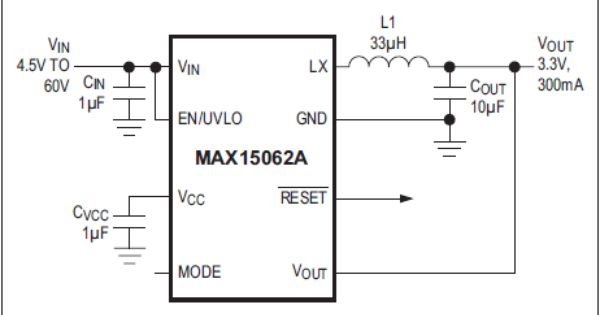 60v 300ma Ultra Small High Efficiency Synchronous Step Down Dc Dc Converter This Is The Industry S Smallest Dc Dc Converter Voltage Regulator High Voltage