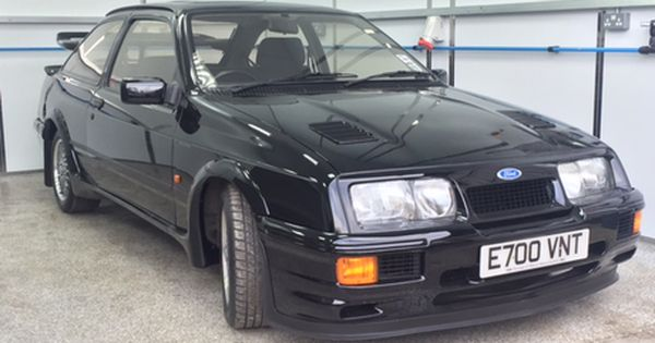 1987 Ford Sierra Cosworth Rs500 Silverstone Auctions Ford
