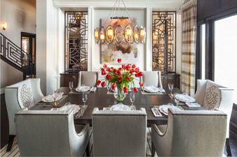 Dining Room Remodel San Diego Interior Designers Interior Design Dining Room Interior Design Dining Luxury Dining Room