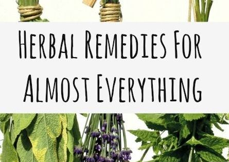 home remedies for everything