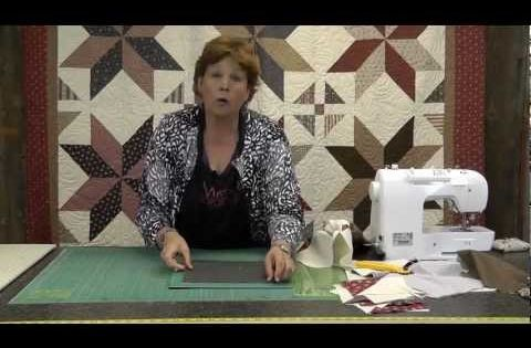 The Big Star Quilt- Missouri quilt co.