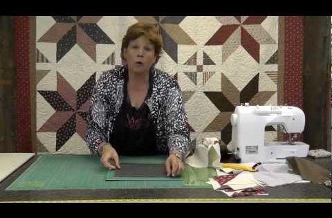 The Big Star Quilt- Missouri quilt co.