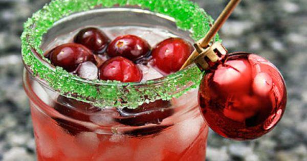 "The Lincoln"" White Whiskey Margarita | Recipe | Cranberry Margarita ..."