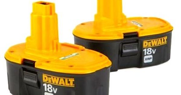 Free Dyi Tutorial On How To Fix Your Old Dewalt Batteries
