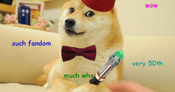 Dogetor Who Doctor Who Memes Doge Meme