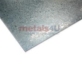 1mm Thick Galvanised Galvanized Steel Sheet Steel Sheet Mild Steel Sheet