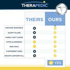 Therapedic Weighted Cooling Blanket Bed Bath Beyond Cooling Blanket Blanket Side Sleeper Pillow