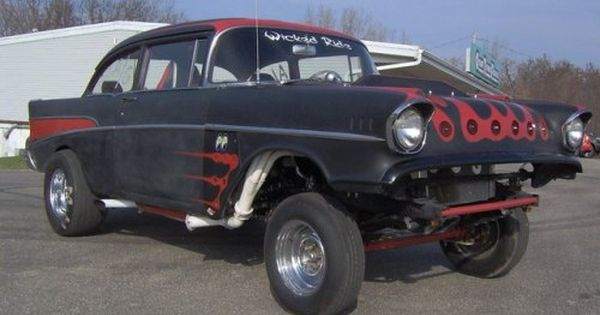 Click For The Best Vintage Cars Hot Rods And Kustoms In 2020 With Images Chevy Hot Rod Muscle Cars Camaro Rims For Cars