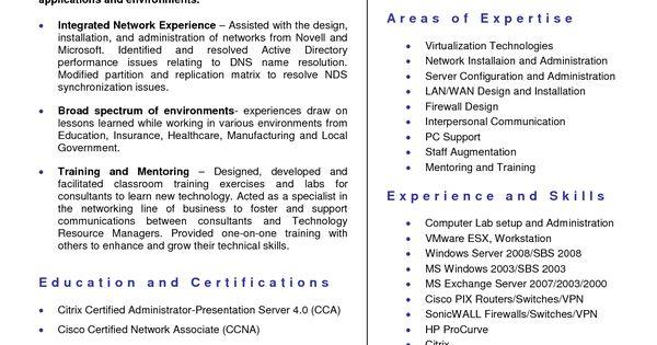 executive resume example for summary examples free amp premium - filenet administrator sample resume