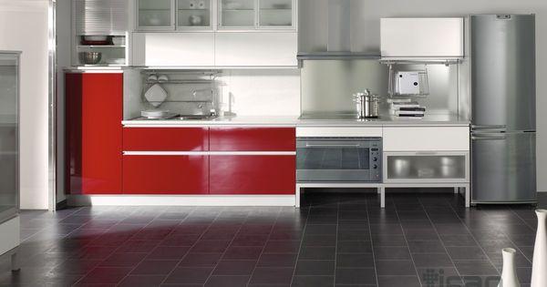 Modernas and integrales vis 237 tenos para cocinas empotradas modernas y