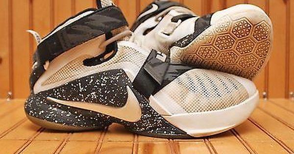 Nike Lebron Soldier IX 9 PRM Size 8.5