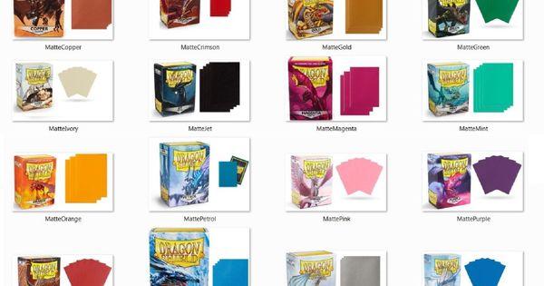 New//Sealed Dragon Shield Gaming Box Pink