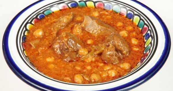 Chorba bel allouch soupe d 39 agneau cuisine tunisienne pinterest tunisian food cuisine - Cuisine tunisienne mloukhia ...