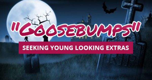 The New Jack Black Needs Lots Of Young Looking Extras For A Scene Filming In June Call Now 800 508 0296 Casting Castingca Casting Call It Cast Goosebumps