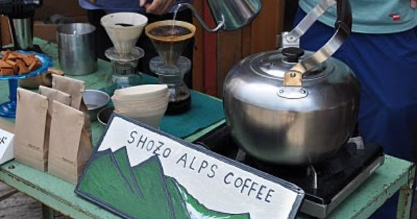 Alps, Coffee and News on Pinterest