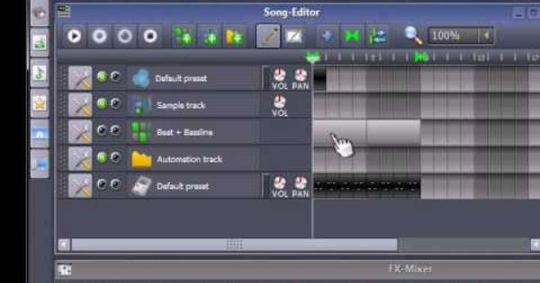 How To Create A Song Tune For Free With Lmms Tutorial Software Songs