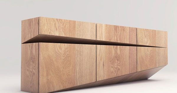 Sideboard design by natalia wieteska an interior and for Sideboard 04800