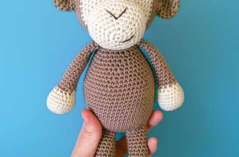 Cheeky Monkey Amigurumi Crochet Pattern : Cheeky Little Monkey Amigurumi Pattern - http://pinterest ...