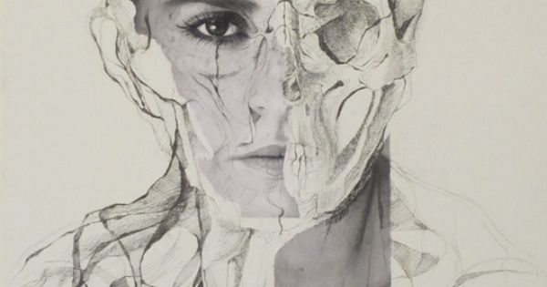 "Saatchi Art Artist: sanaz vosough ghanbari; Paint Collage ""No title"""