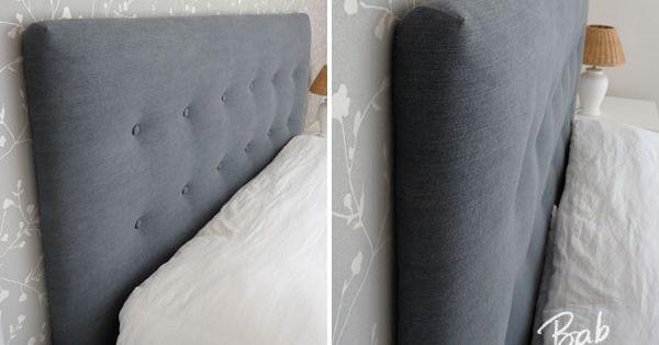 Tete de lit matelass e le tuto complet idee a retenir et a realiser pourq - Tete de lit matelassee ...