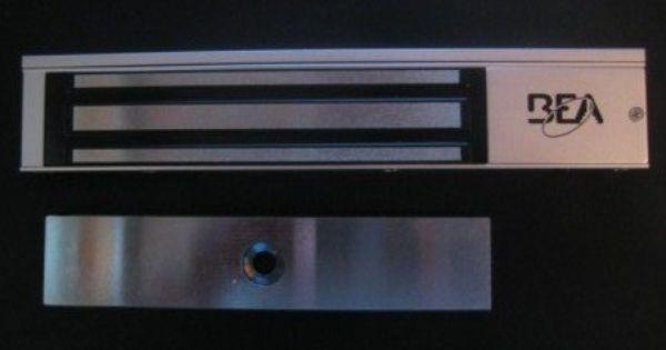 Bea 10maglock3 Magnetic Door Lock Maglock 600lb By Bea 99 95 Single Lock Door Position Switch 600 Electromagnetic Lock Magnetic Door Lock Magnetic Lock