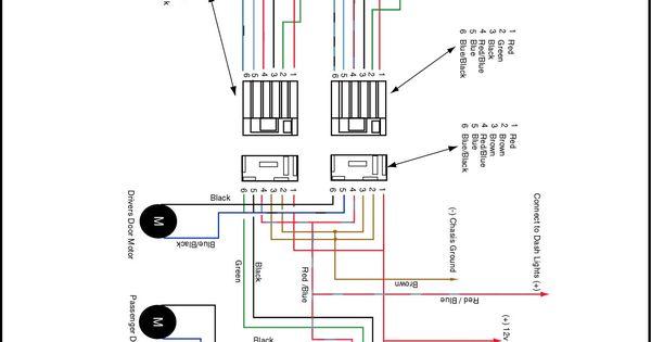 Electric Life Wiring Power Window Diagram Diagram Wire Power