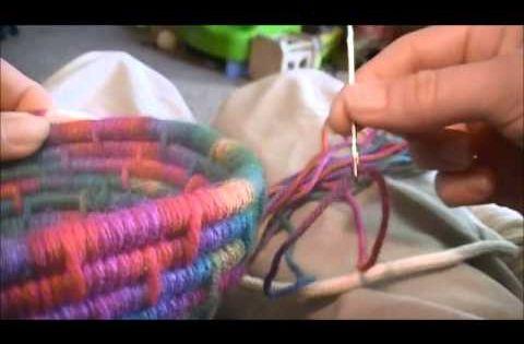 baskets youtube and fabrics on pinterest