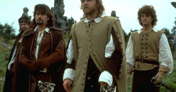 Oliver Platt Musketeers The Three Musketeers -...