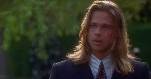 World War Z S Biggest Mystery What Was Up With Brad Pitt S Hair Brad Pitt Brad Pitt Young Brad Pitt Hair