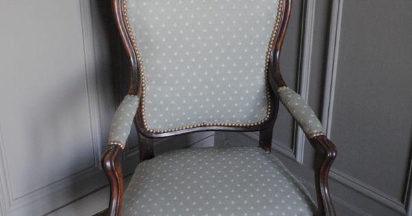 diy retapisser un fauteuil 08 home staging et recyclage pinterest bricolage. Black Bedroom Furniture Sets. Home Design Ideas