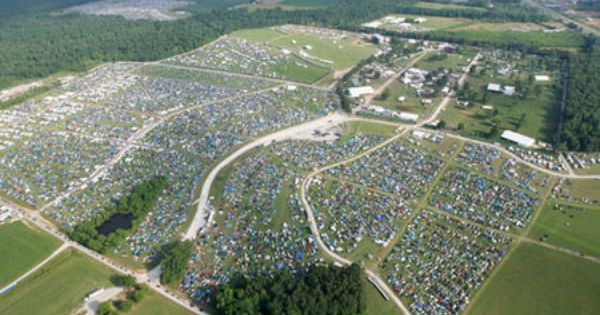 Bonnaroo Music Festival, Manchester, TN. Can't believe how ...