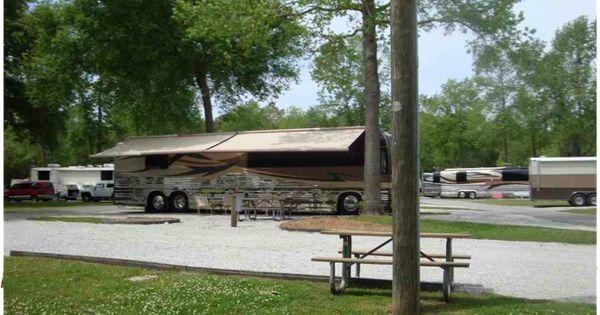 Oak Plantation Campground Charleston Sc Day Weekend