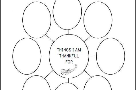 things i am thankful for free printable thanksgiving worksheet holidays pinterest. Black Bedroom Furniture Sets. Home Design Ideas
