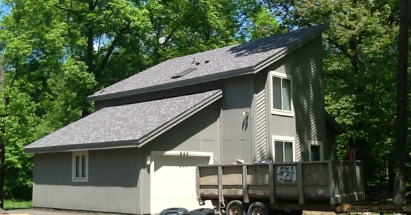 Best Just Installed Owens Corning Duration Colonial Slate With 400 x 300