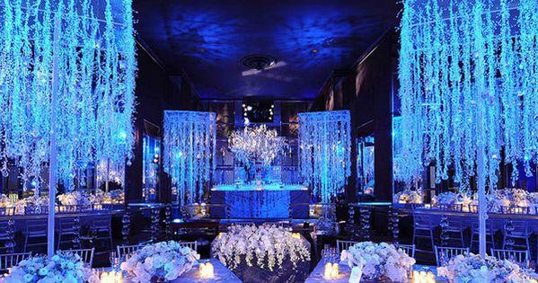 winter wonderland themed party | Winter Wedding Themes Ideas | WeddingElation